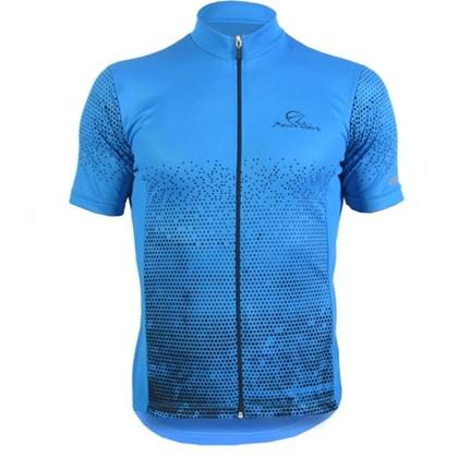 Camisa Ciclismo Mauro Ribeiro Agile Azul