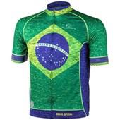 Camisa Ciclismo Mauro Ribeiro Brasil Special