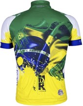Camisa Ciclismo Mauro Ribeiro Brasil Team
