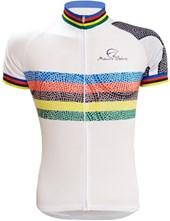 Camisa Ciclismo Mauro Ribeiro Esprit Branca