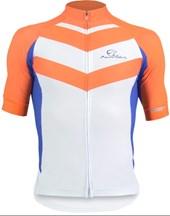 Camisa Ciclismo Mauro Ribeiro Flash Laranja