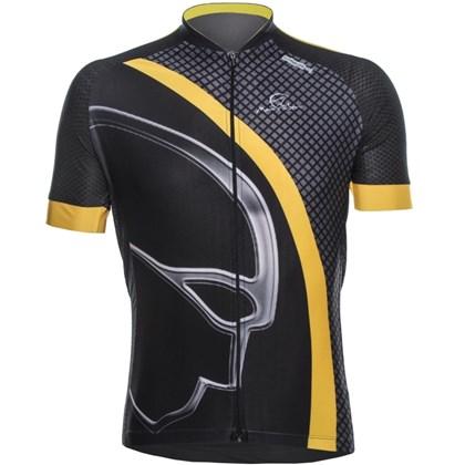 Camisa Ciclismo Mauro Ribeiro Impulse Amarela