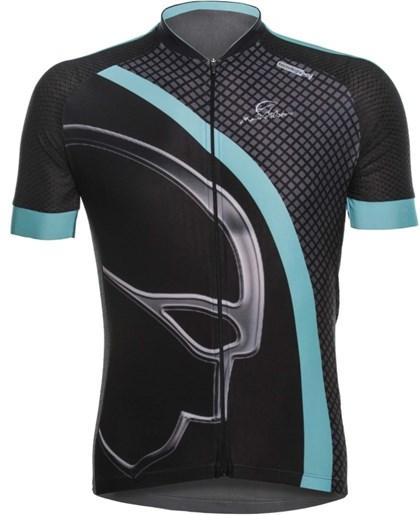 Camisa Ciclismo Mauro Ribeiro Impulse Azul