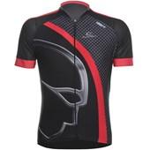 Camisa Ciclismo Mauro Ribeiro Impulse Vermelha