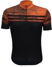 Camisa Ciclismo Mauro Ribeiro Light 2017 Laranja