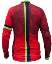 Camisa Ciclismo Mauro Ribeiro Motion Manga Longa