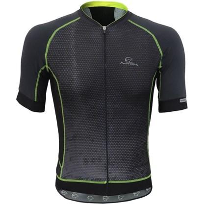 Camisa Ciclismo Mauro Ribeiro Optic Cinza