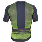 Camisa Ciclismo Mauro Ribeiro Optic Verde