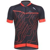 Camisa Ciclismo Mauro Ribeiro Trace Vermelha
