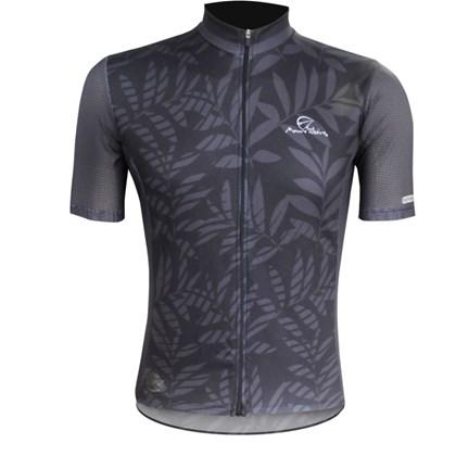 Camisa Ciclismo Mauro Ribeiro Tropical Preta