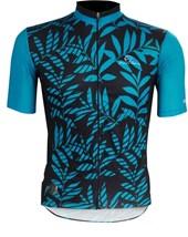 Camisa Ciclismo Mauro Ribeiro Tropical Verde