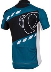 Camisa Ciclismo Pearl Izumi Elite LTD Hiway Azul Preta