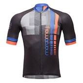 Camisa Ciclismo Pro Marcio May Grey