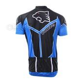 Camisa Ciclismo Refactor Venzo Preta e Azul