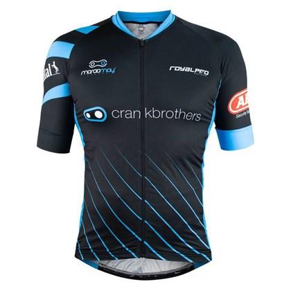 Camisa Ciclismo Royalpro Crankbrothers Topeak