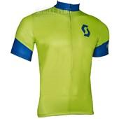 Camisa Ciclismo Scott Endurance 2016 Verde