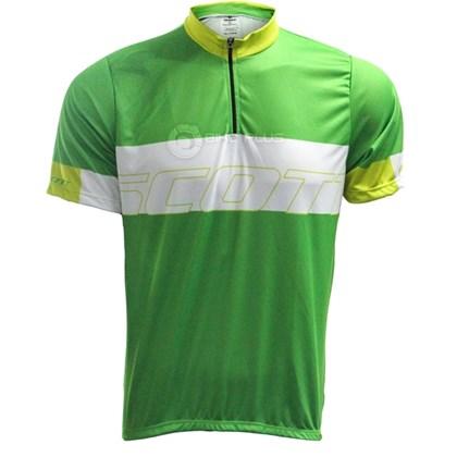 Camisa Ciclismo Scott Endurance Verde