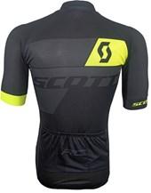 Camisa Ciclismo Scott RC Premium 2017 Preta e Neon