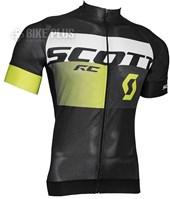 Camisa Ciclismo Scott RC Pro 2016 Preta Amarela