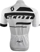 Camisa Ciclismo Scott RC Team 10 2017 Branca