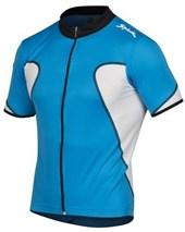 Camisa ciclismo spiuk anatomic azul