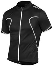 Camisa ciclismo spiuk anatomic preta