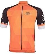 Camisa Ciclismo Sport Marcio May Orange