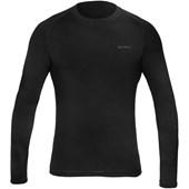 Camisa Segunda Pele Manga Longa Curtlo ThermoSense Preta