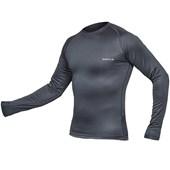 Camisa Segunda Pele Manga Longa Curtlo ThermoSkin Frio Intenso Chumbo