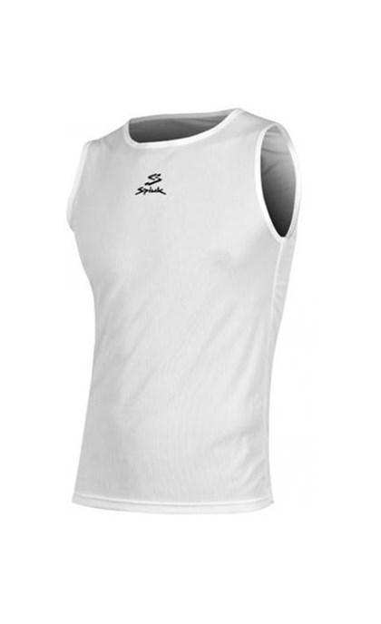 Camisa Segunda Pele Spiuk XP Sem Manga Branca