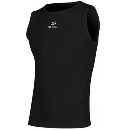 Camisa Segunda Pele Spiuk XP Sem Mangas Preta