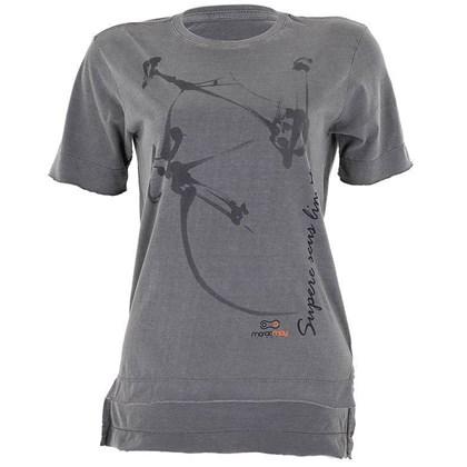 Camiseta  Feminina Marcio May Bike Speed