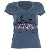 Camiseta Marcio May Feminina Amsterdan Bike