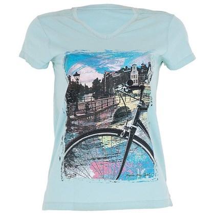 Camiseta Marcio May Feminina Amsterdan City