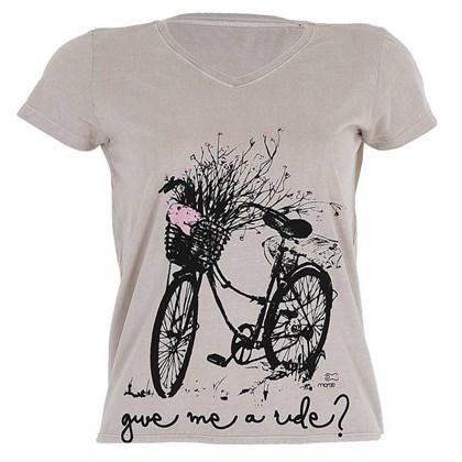 Camiseta Marcio May Feminina Give Me Ride