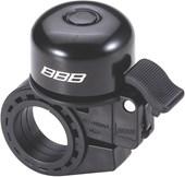 Campainha para Bike BBB Loud e Clear Preta - BBB-11