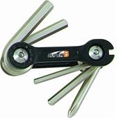 Canivete Bike 6 Funções Super B TB-9860