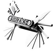 Canivete Bike Brooks Mt21 Marrom