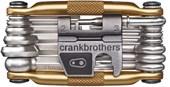 Canivete Bike Crank Brothers Multi 19 Dourado
