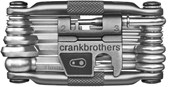 Canivete Bike Crank Brothers Multi 19 Prata