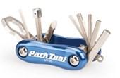Canivete Bike Park Tool 12 Funções MT-30