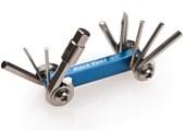 Canivete Bike Park Tool Multifunções 10 peças IB-2