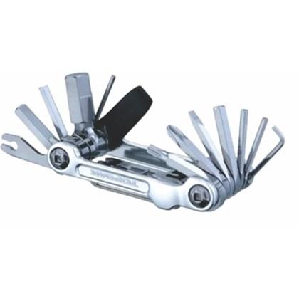 Canivete Bike Topeak Mini 20 PRO Prata