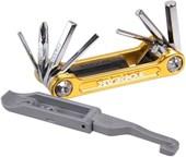 Canivete Bike Topeak Mini 9 PRO Dourado