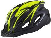 Capacete Bike Absolute WT012 Preto e Neon