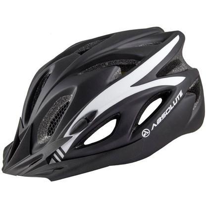 Capacete Bike Absolute WT012 Preto Fosco