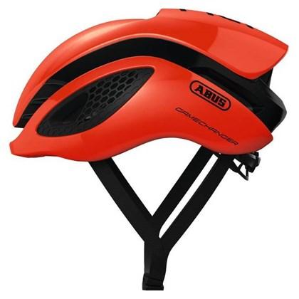 Capacete Bike Abus Gamechanger Laranja