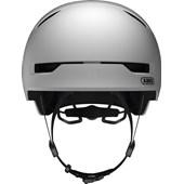 Capacete Bike Abus Hyban Cinza Fosco