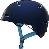 Capacete Bike Abus Scraper 3.0 Ace Azul Ultra Fosco