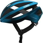 Capacete Bike Abus Viantor Azul Fosco